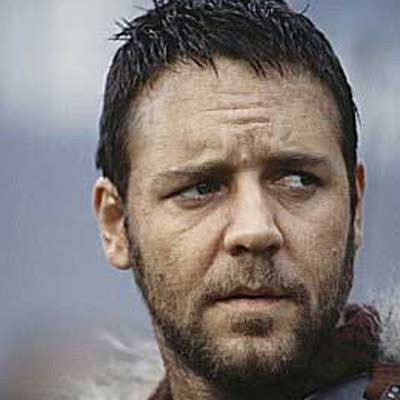 """Russell Crowe w filmie """"Gladiator"""" /"""