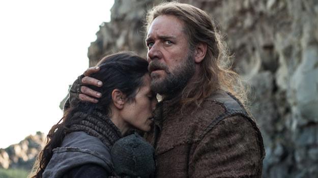 Russell Crowe w roli proroka Noe /materiały dystrybutora