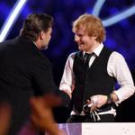 Russell Crowe: Wspólna impreza z Edem Sheeranem