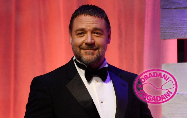 Russell Crowe /Winter  /Getty Images