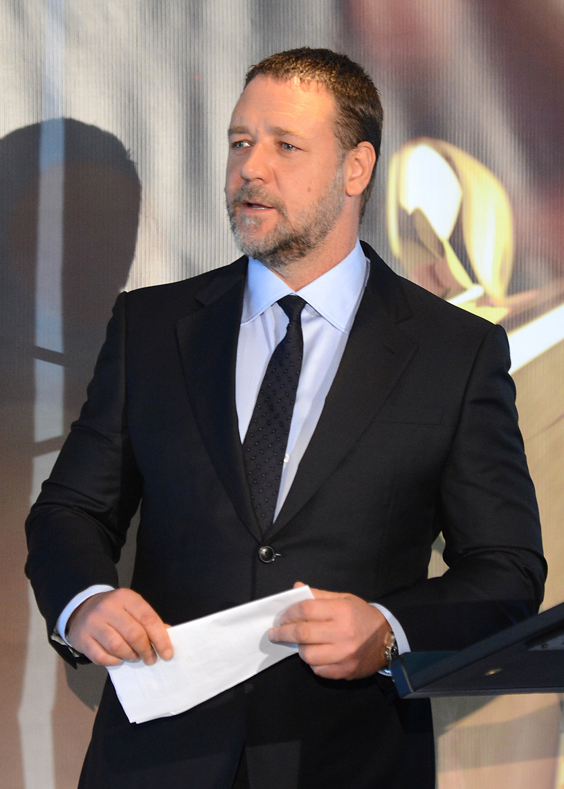 Russell Crowe /Jason Merrit /Getty Images