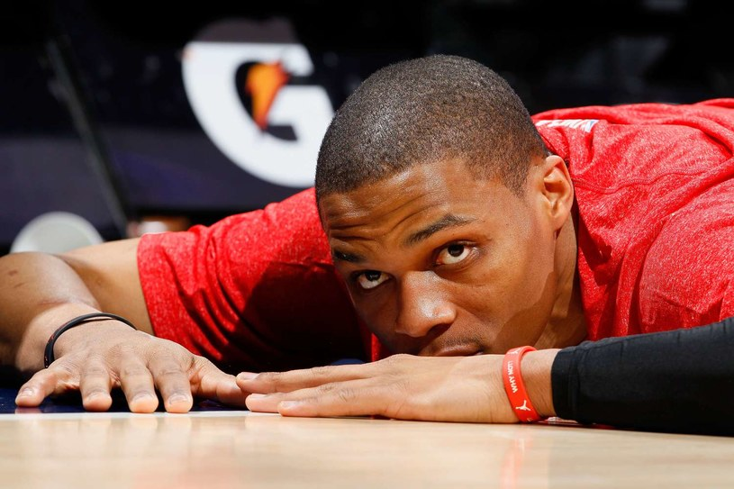 Russell Westbrook /AFP