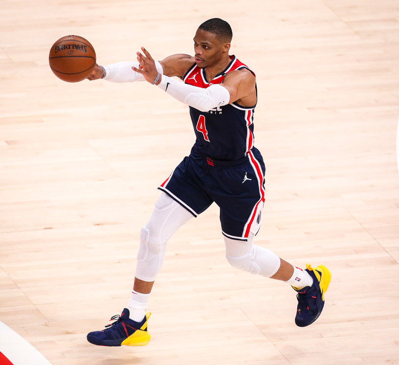 Russell Westbrook /Getty Images
