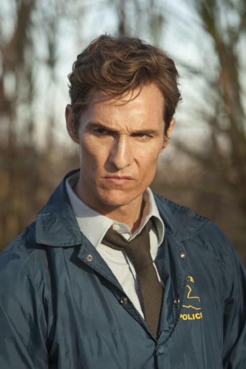 Rust Cohle (Matthew McConaughey) /Jim Bridges /materiały prasowe