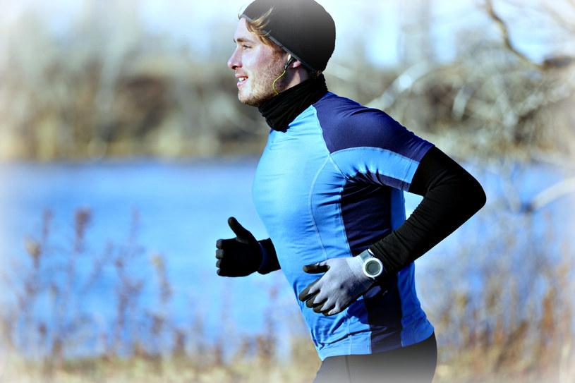 Rusz się po zdrowie - bieganie zimą pozytywnie wpłynie na twój stan zdrowia /materiały prasowe