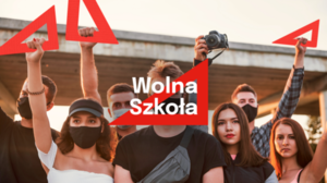 Rusza akcja #WolnaSzkoła. Czerwona ekierka symbolem sprzeciwu wobec zmian w oświacie