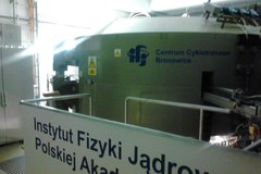 Rusza Centrum Cyklotronowe Bronowice