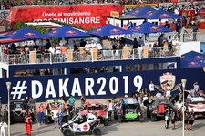 Rusza Dakar 2019