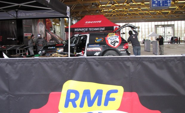 Rusza Italian Baja, trzy załogi RMF Caroline Team na starcie