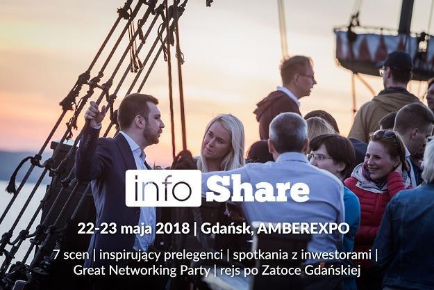 Rusza konferencja infoShare 2018 /