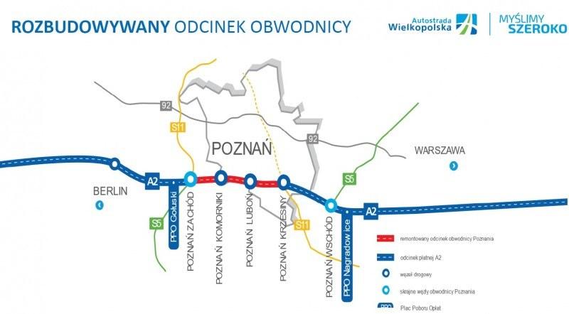 Rusza rozbudowa autostrady A2 /