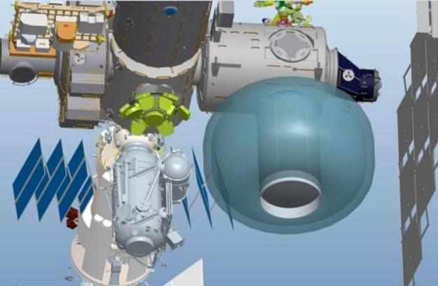 Ruszają prace nad modułem BEAM, który rozbuduje Międzynarodową Stację Kosmiczną /NASA