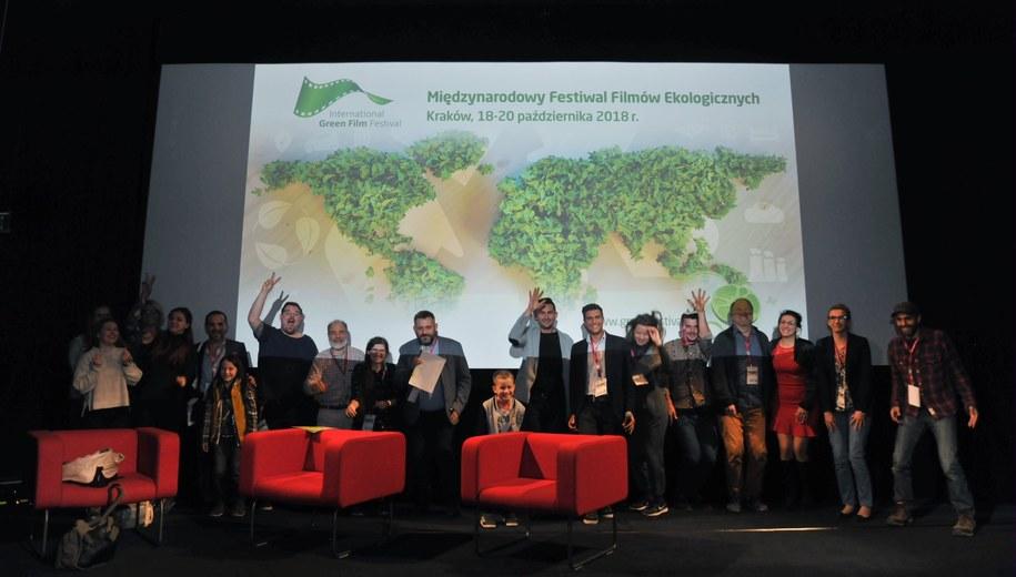 Ruszył Międzynarodowy Festiwal Filmów Ekologicznych /Paweł Gąsior /Materiały prasowe