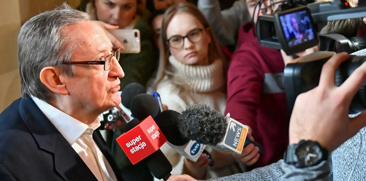 """Ruszył proces Józefa Piniora. """"To jedna wielka prowokacja polityczna"""""""