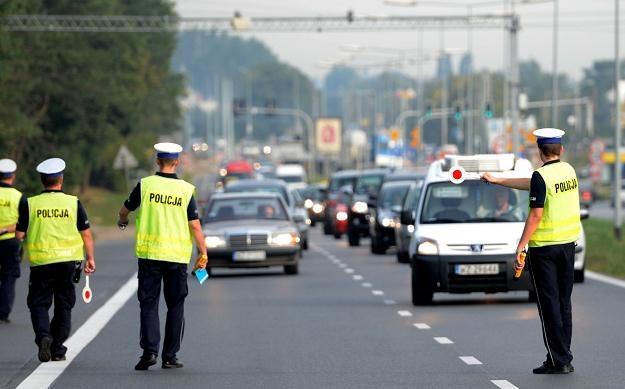 "Ruszyła akcja ""Prędkość"" /PAP"