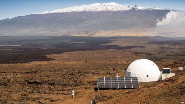 Ruszyła najdłuższa symulacja misji na Marsa /materiały prasowe