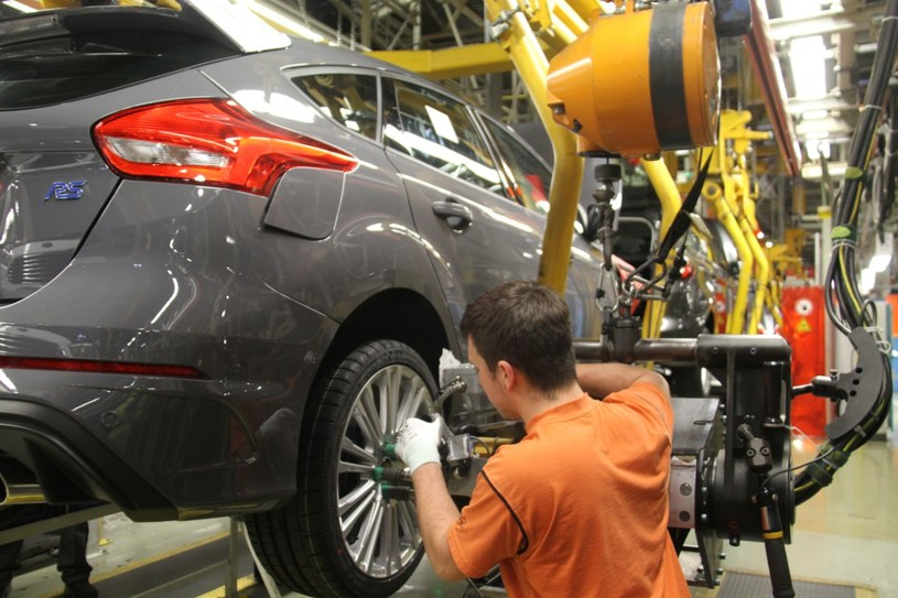 Ruszyła produkcja Forda Focusa RS /