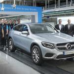 Ruszyła produkcja Mercedesa GLC Coupe