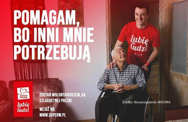 Ruszyła rekrutacja wolontariuszy i wolontariuszek Szlachetnej Paczki i Akademii Przyszłości. /Stowarzyszenie WIOSNA /Materiały prasowe