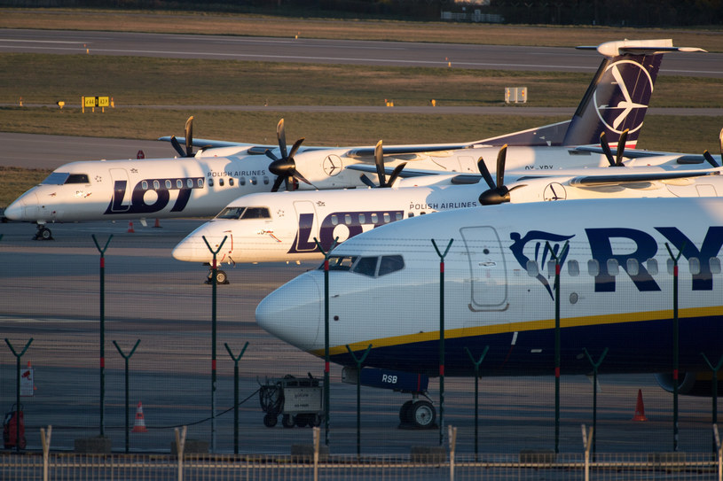 Ruszyła sprzedaż biletów linii lotniczych. /123RF/PICSEL