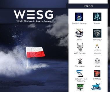 Ruszyły polskie kwalifikacje do igrzysk esportowych WESG