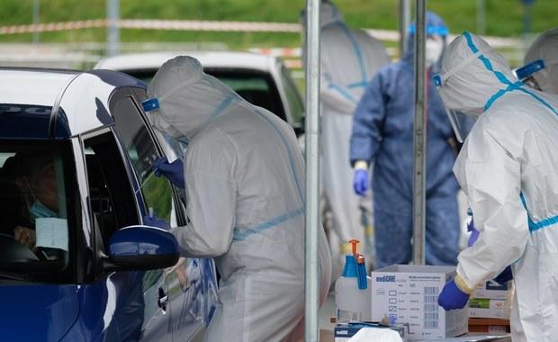 Ruszyły testy na koronawirusa w kopalni Ziemowit. Do przebadania kilka tysięcy osób