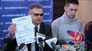 Rutkowski: Informowałem policję o swojej obecności