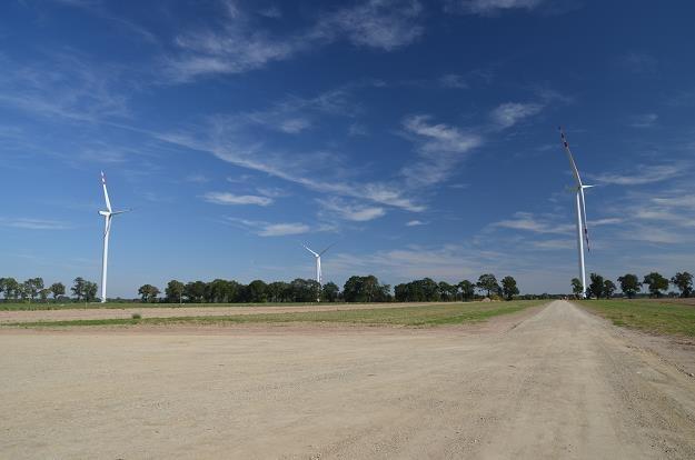RWE uruchomiła farmę wiatrową w Opalenicy /Informacja prasowa