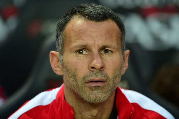 Ryan Giggs /AFP