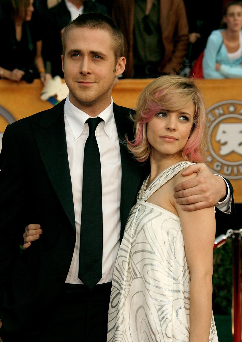 Ryan Gosling i Rachel McAdams /Vince Bucci /Getty Images