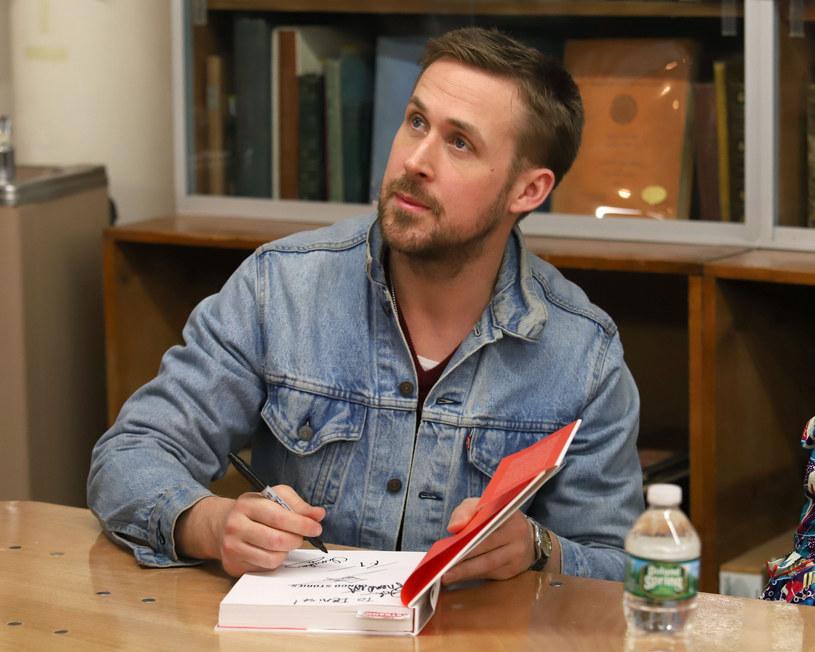 Ryan Gosling jest dziś jednym z najpopularniejszych aktorów /PRESS ASSOCIATION    /East News