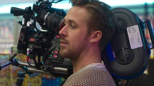 Ryan Gosling nie po tej stronie kamery... /materiały dystrybutora