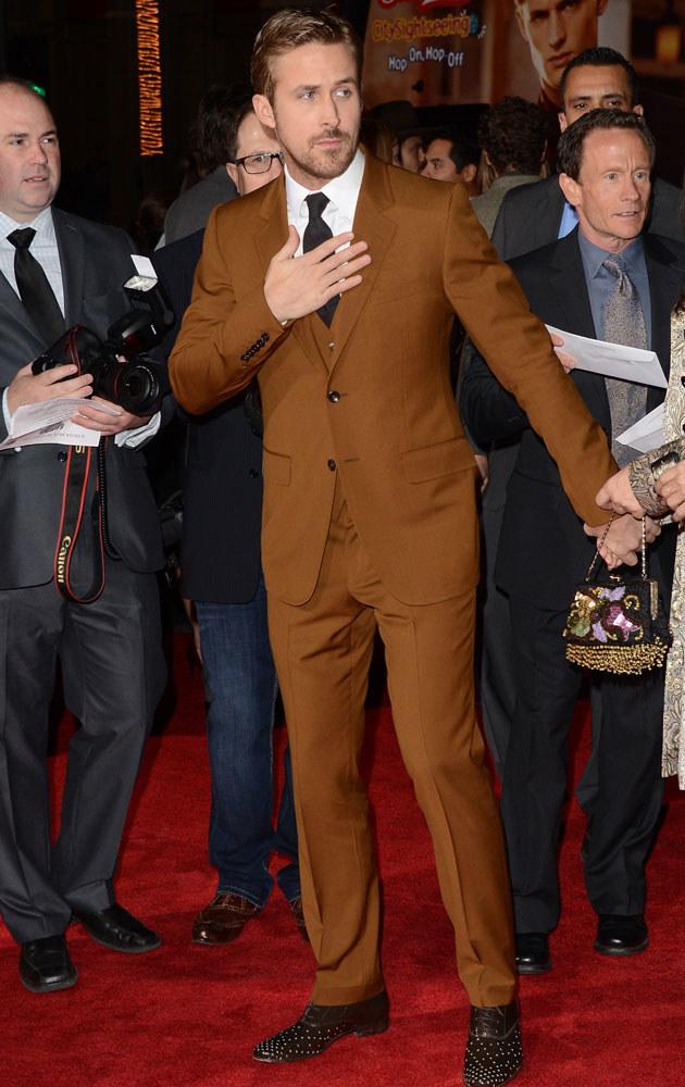 Ryan Gosling /Jason Merritt /Getty Images