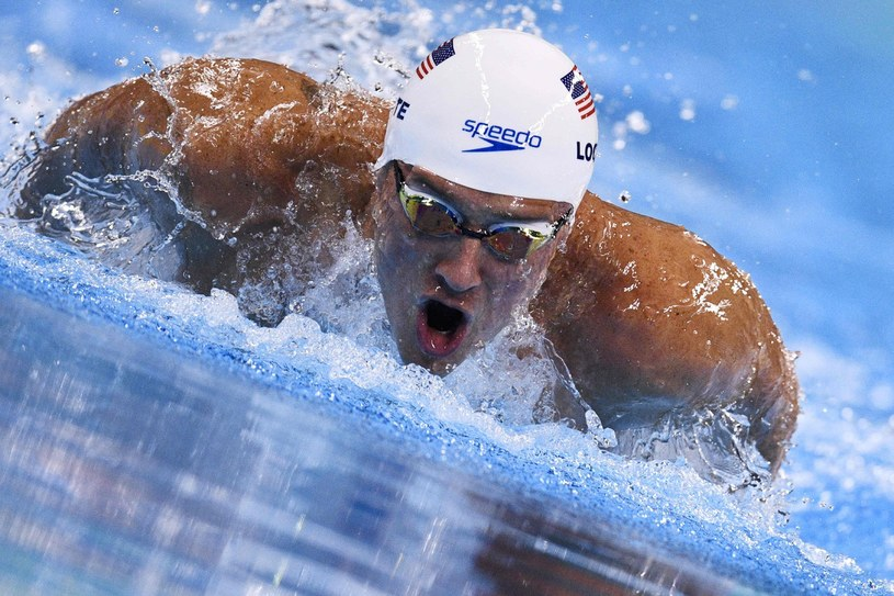 Ryan Lochte /AFP