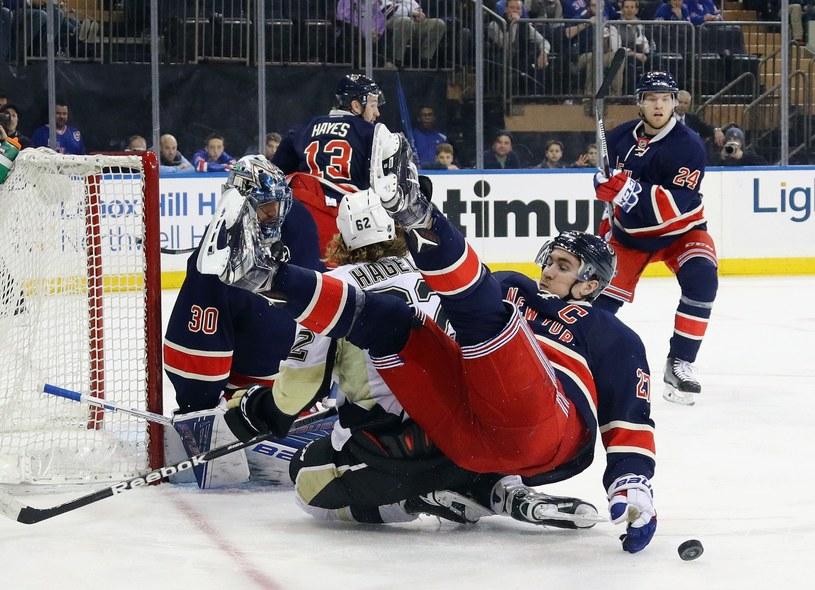 Ryan McDonagh, kapitan New York Rangers /AFP