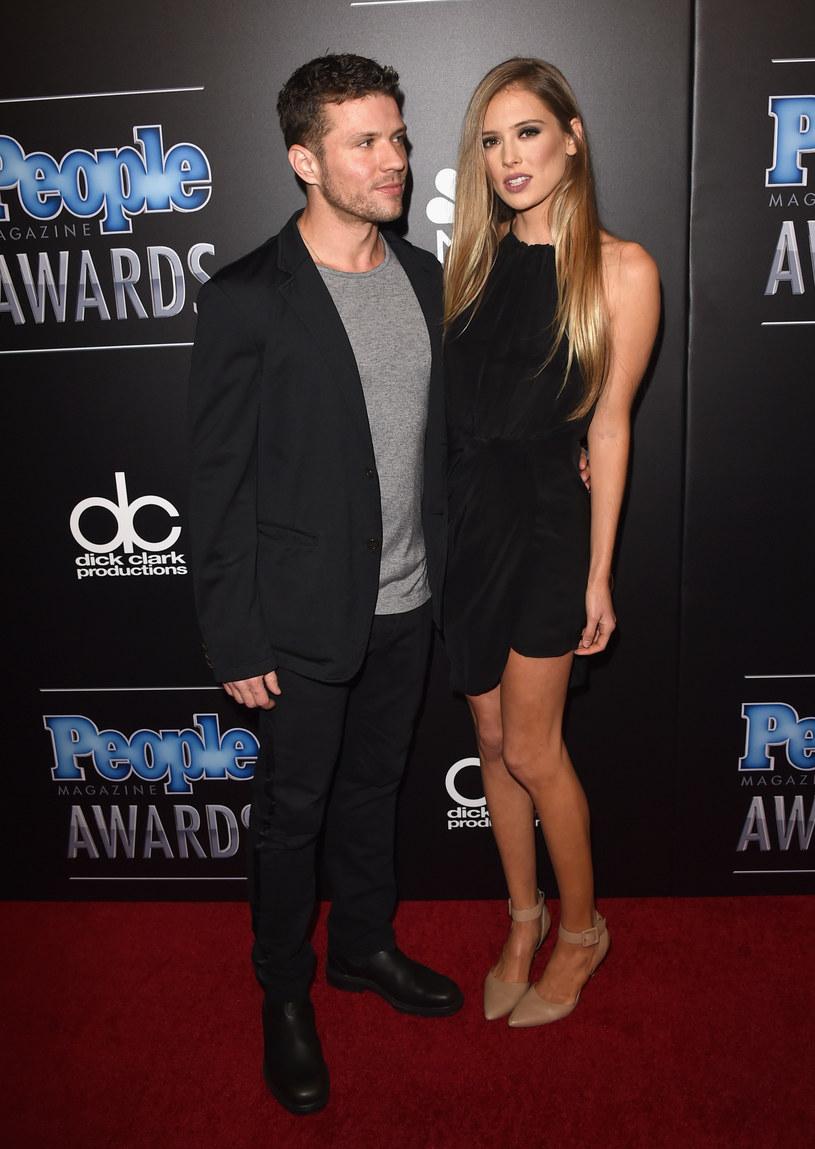 Ryan Philippe i Paulina Slagter /Getty Images