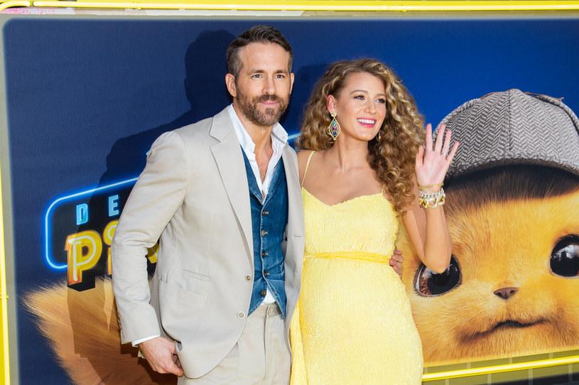 Ryan Reynolds, Blake Lively /Mark Sagliocco/FilmMagic /Getty Images