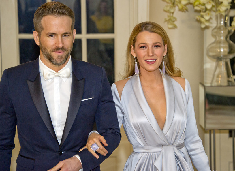 Ryan Reynolds i Blake Lively /Getty Images