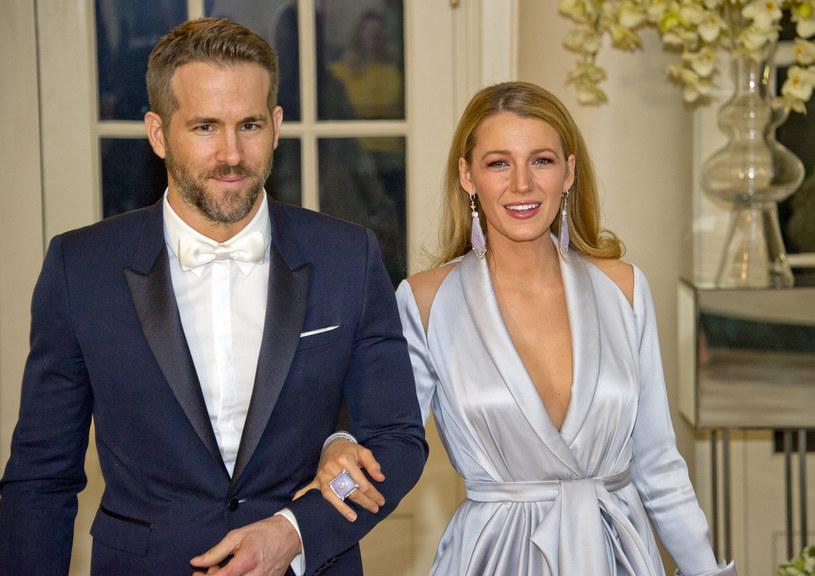 Ryan Reynolds i Blake Lively /Pool /Getty Images