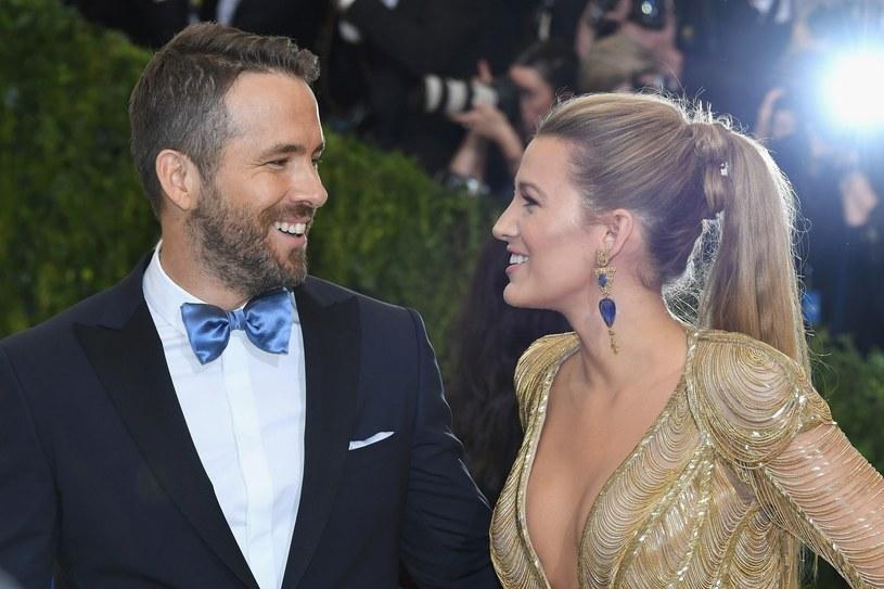 Ryan Reynolds i Blake Lively /East News
