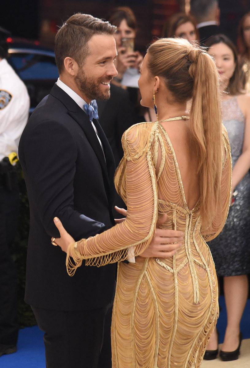 Ryan Reynolds i Blake Lively /Nicholas Hunt /Getty Images