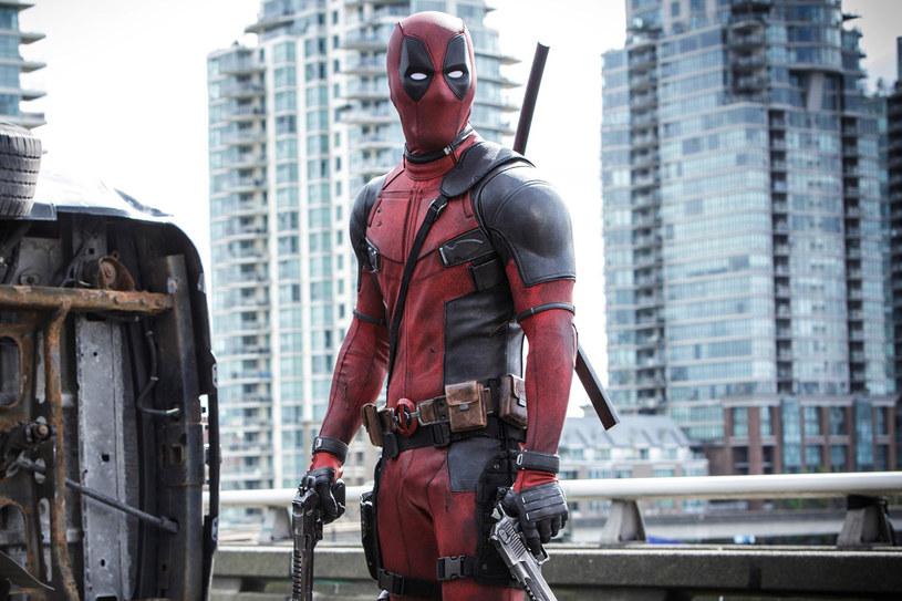 Ryan Reynolds jako tytułowy Deadpool /materiały prasowe