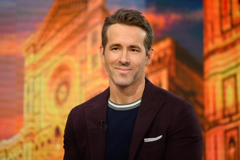 Ryan Reynolds nie narzeka na brak nowych projektów /Nathan Congleton/NBC/NBCU Photo Bank /Getty Images