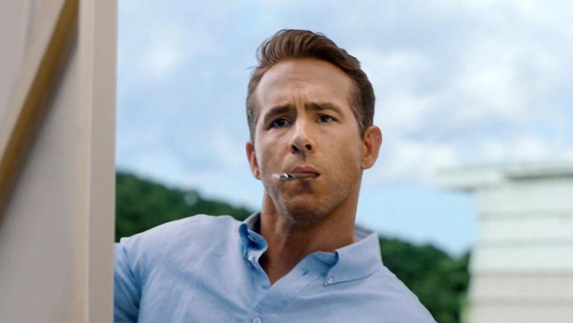 Ryan Reynolds skończył w tym roku 43 lata /Ferrari Press /East News