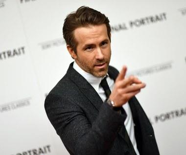 Ryan Reynolds zamierza kupić klub piłkarski