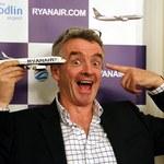 Ryanair: Od marca 2014 r. połączenia między polskimi miastami