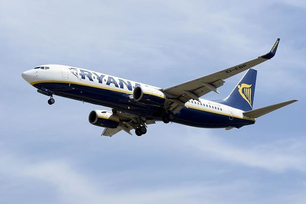 Ryanair odwołuje 2 tys. lotów z powodu braku pilotów /AFP