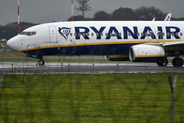 Ryanair odwołuje loty /fot. Alberto Pizzoli /RMF