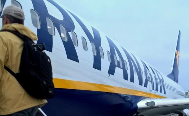 Ryanair odwołuje loty. Prawie 50 tys. pasażerów nie wsiądzie do samolotów