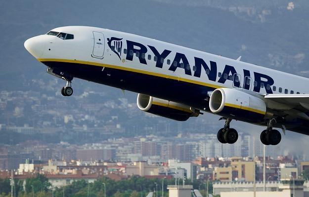 Ryanair ogłosił już plany redukcji swoich zimowych zdolności finansowych /AFP